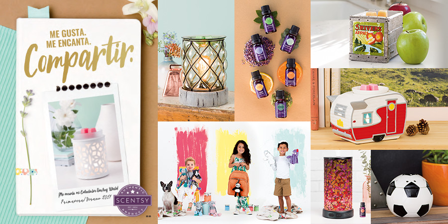 Scentsy Spain Catalogue